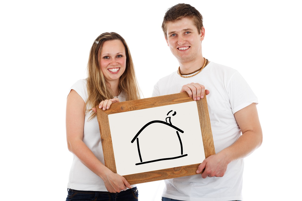 new home buyers photo
