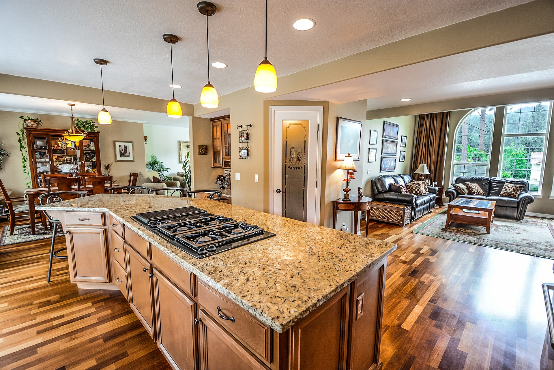Get a mortgage loan to remodel your kitchen