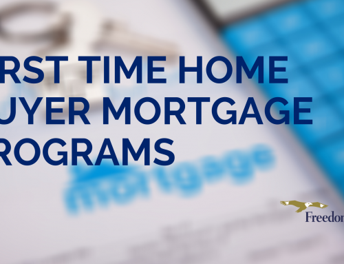 First Time Home Buyer Mortgage Programs