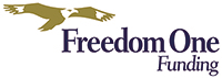 Freedom One Funding Logo