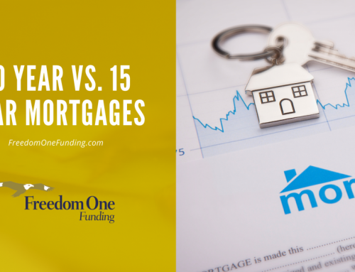 30 Year vs. 15 Year Mortgage