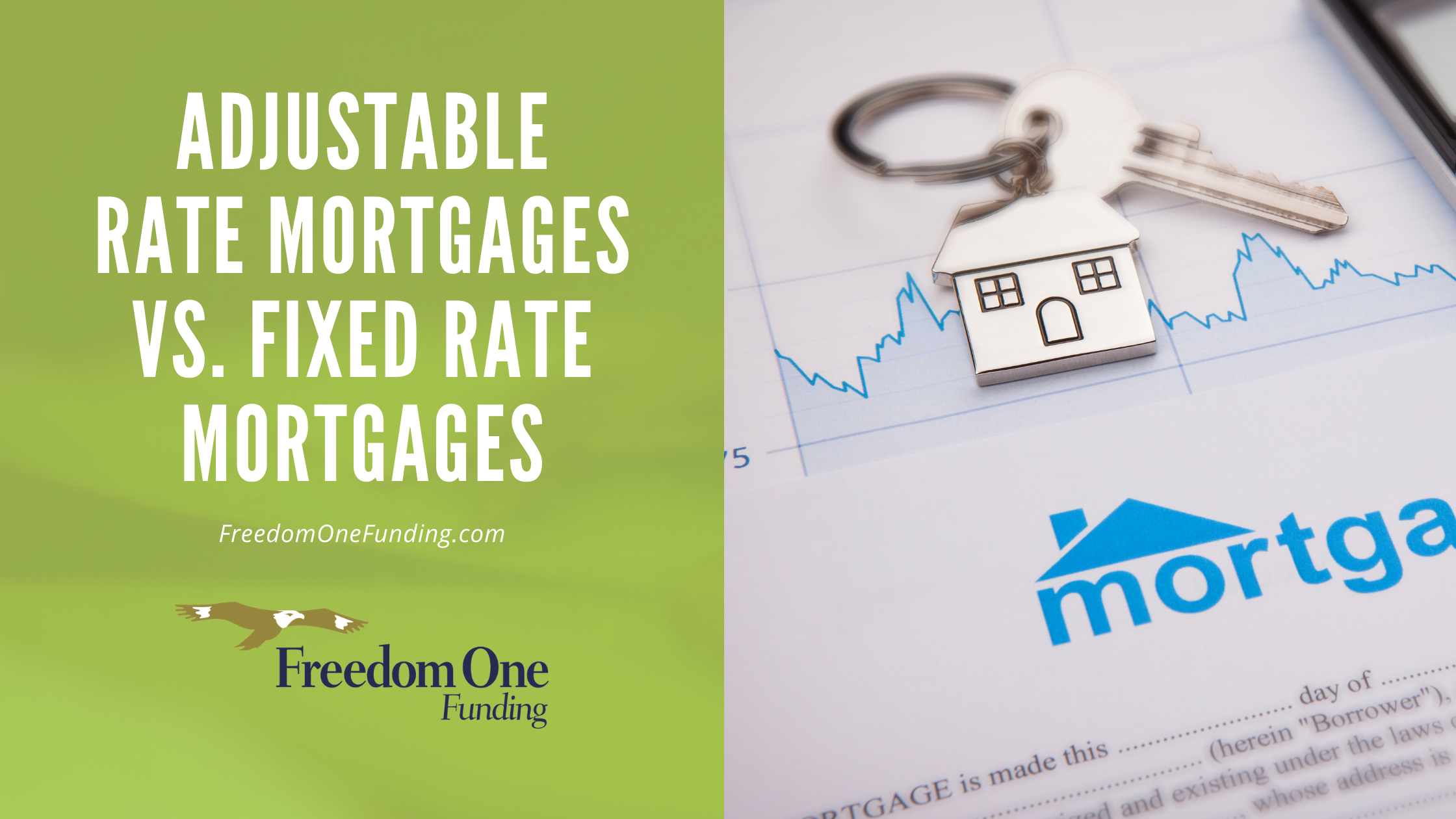 Adjustable Rate Mortgages vs. Fixed Rate Mortgages